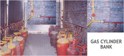 Piped Gas System
