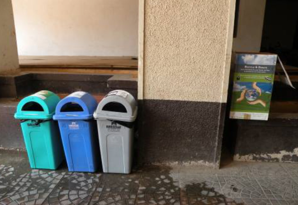 Color Coded Bins, waste bins, waste, segregation