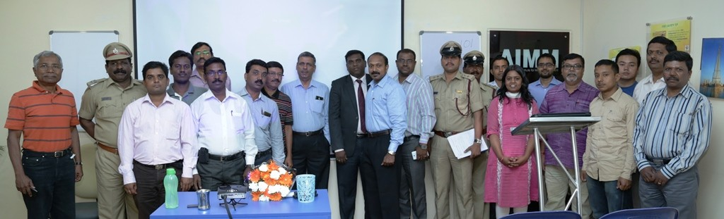 AIMM, Fire Operation, Drill, Workshop, Bangalore, ADDA