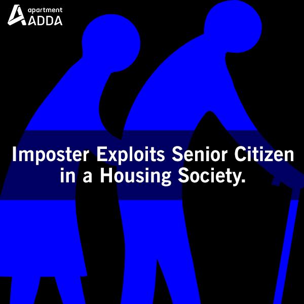 senior citizen, robbed, mumbai, housing society security, adda gatekeeper app