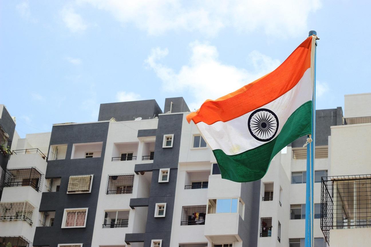 Independence Day Flag Hoisting