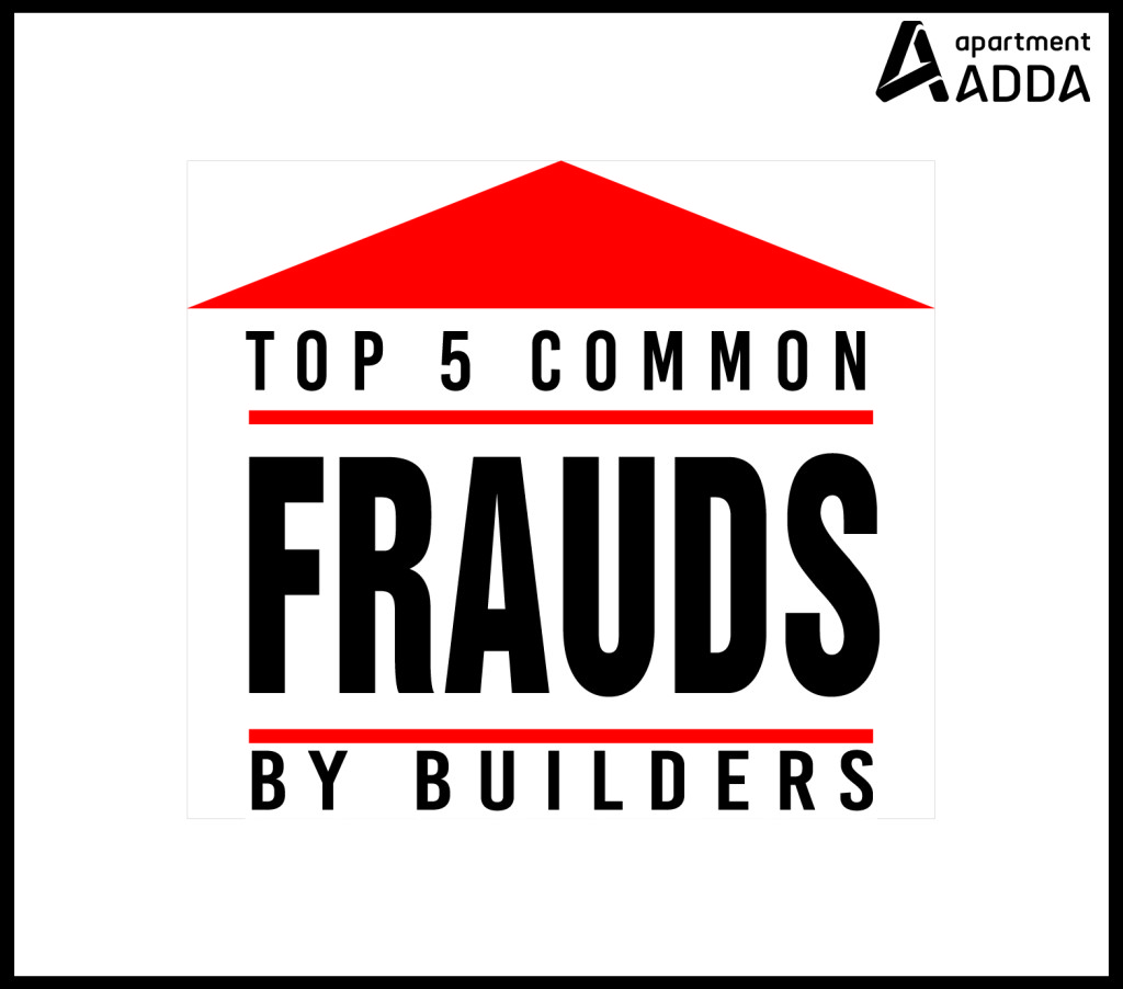 frauds, builders, scam, India, real estate