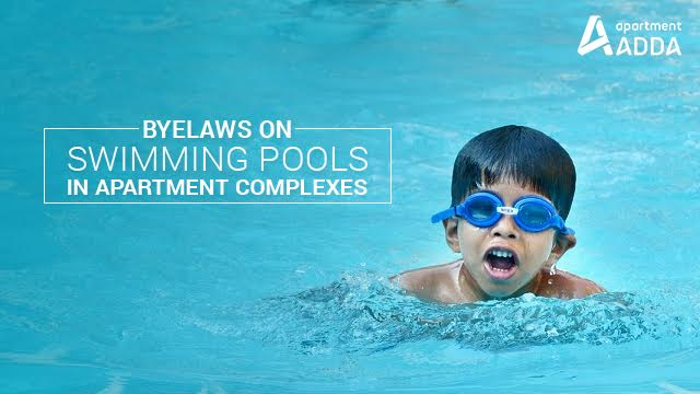 Swimming Pool Byelaws in India