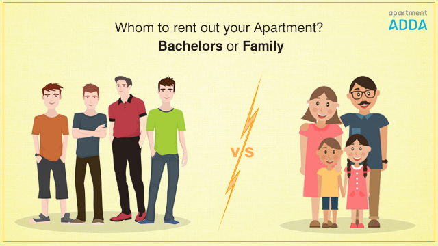 Apartment Complex Rent to Bachelor or Family