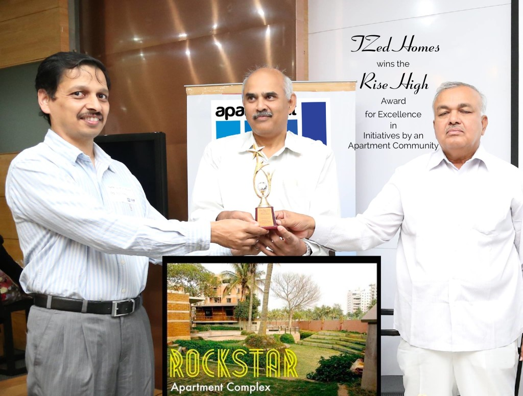 Rise High Awards TZed Homes