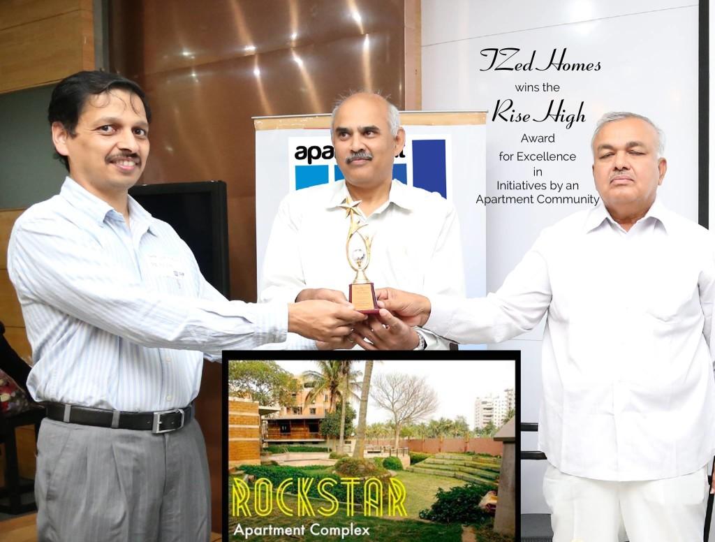 Rise High Awards TZed Homes