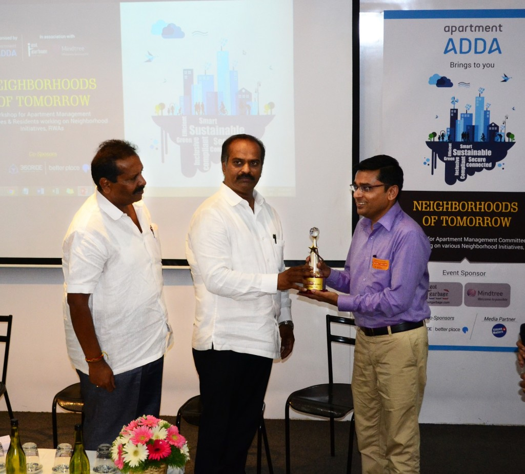 Management Committee Workshop: ADDA