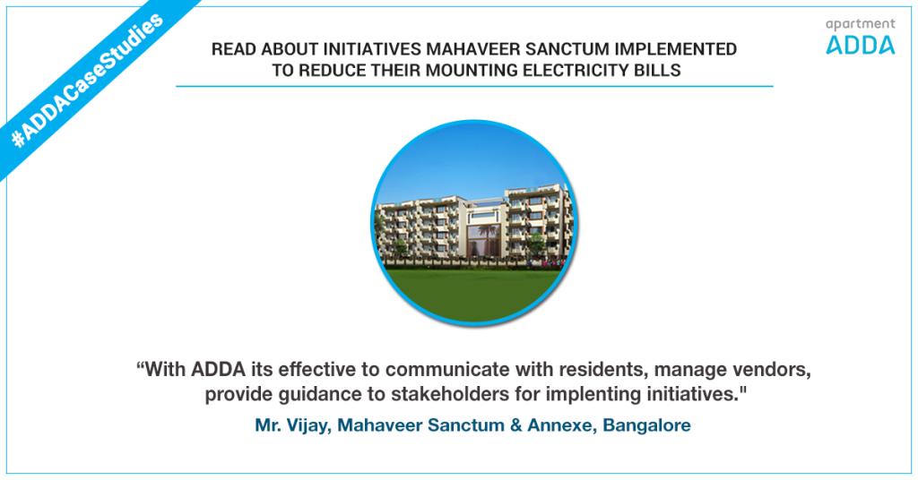 Mahaveer Sanctum Bangalore