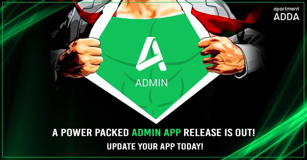 Admin App ApartmentADDA