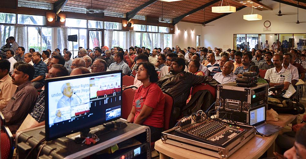 Namma Bengaluru Workshop Audience