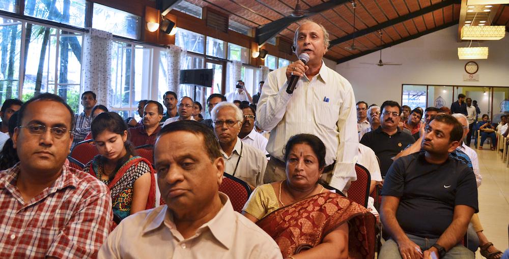 Namma Bengaluru Workshop Q&A Session