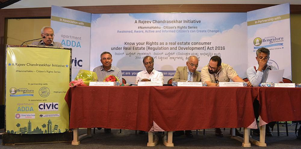 Namma Bengaluru Workshop  Speakers