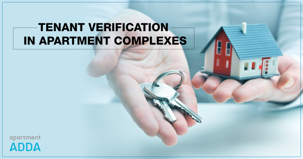 Tenant Verification in Apartment Complex