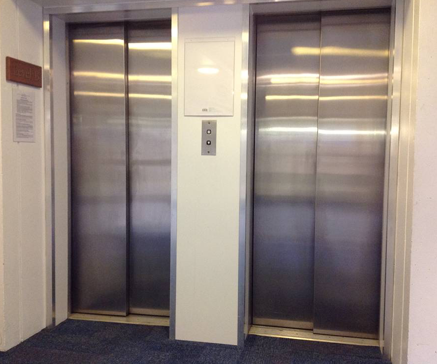 Bring your Products and Services into light with Elevator Door Ads