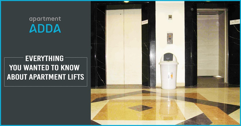 Everything about Apartment Elevators / Lifts