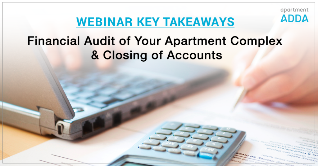 Webinar Summary Apartment Complex Financial Audit