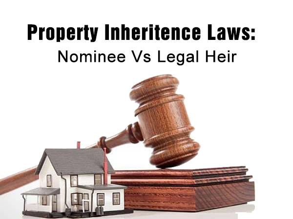 laws pertaining to inheritence
