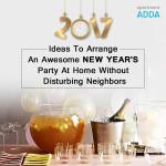 new years party at home - ADDA
