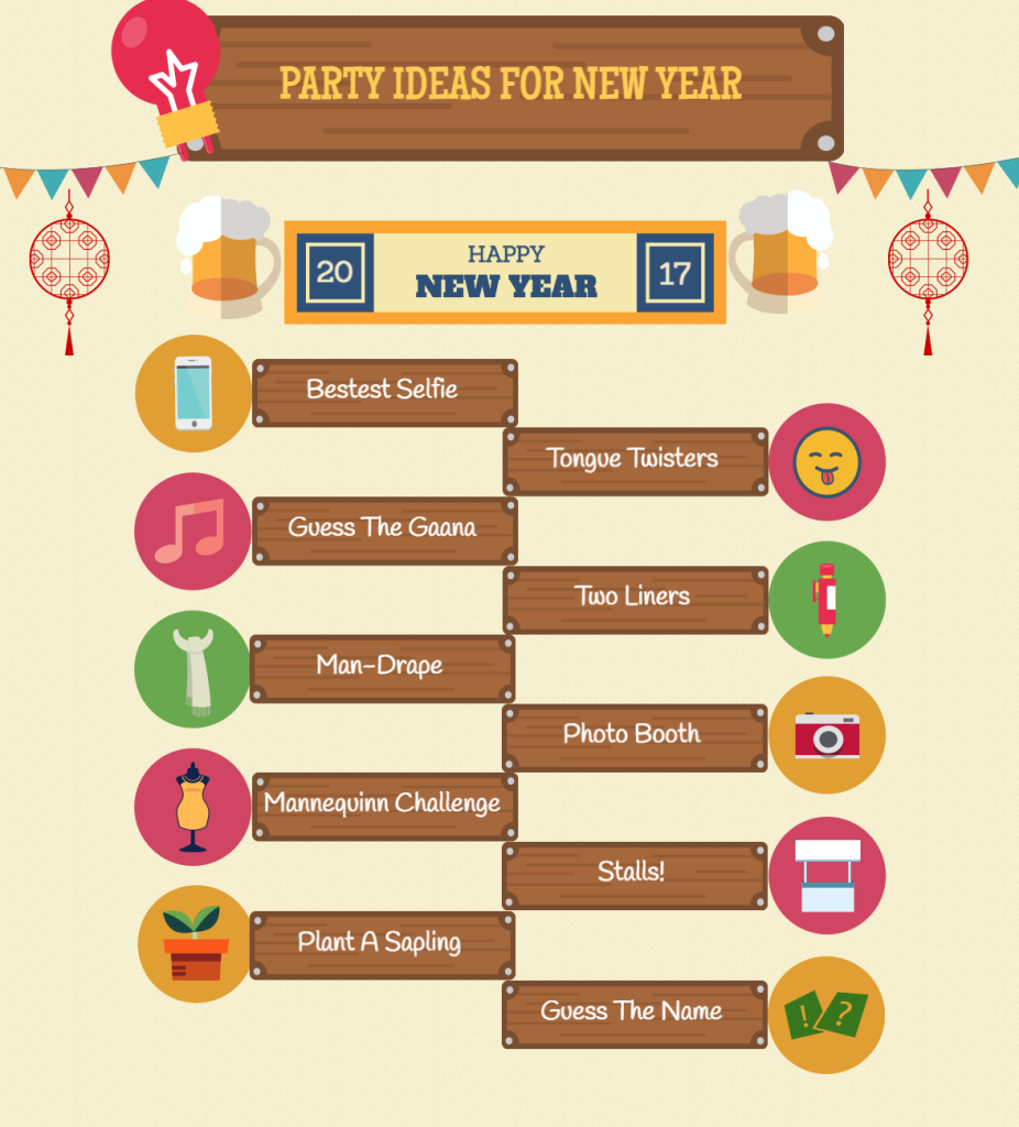 new year celebration ideas for apartment complex