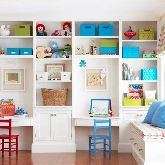 Home shelf clean