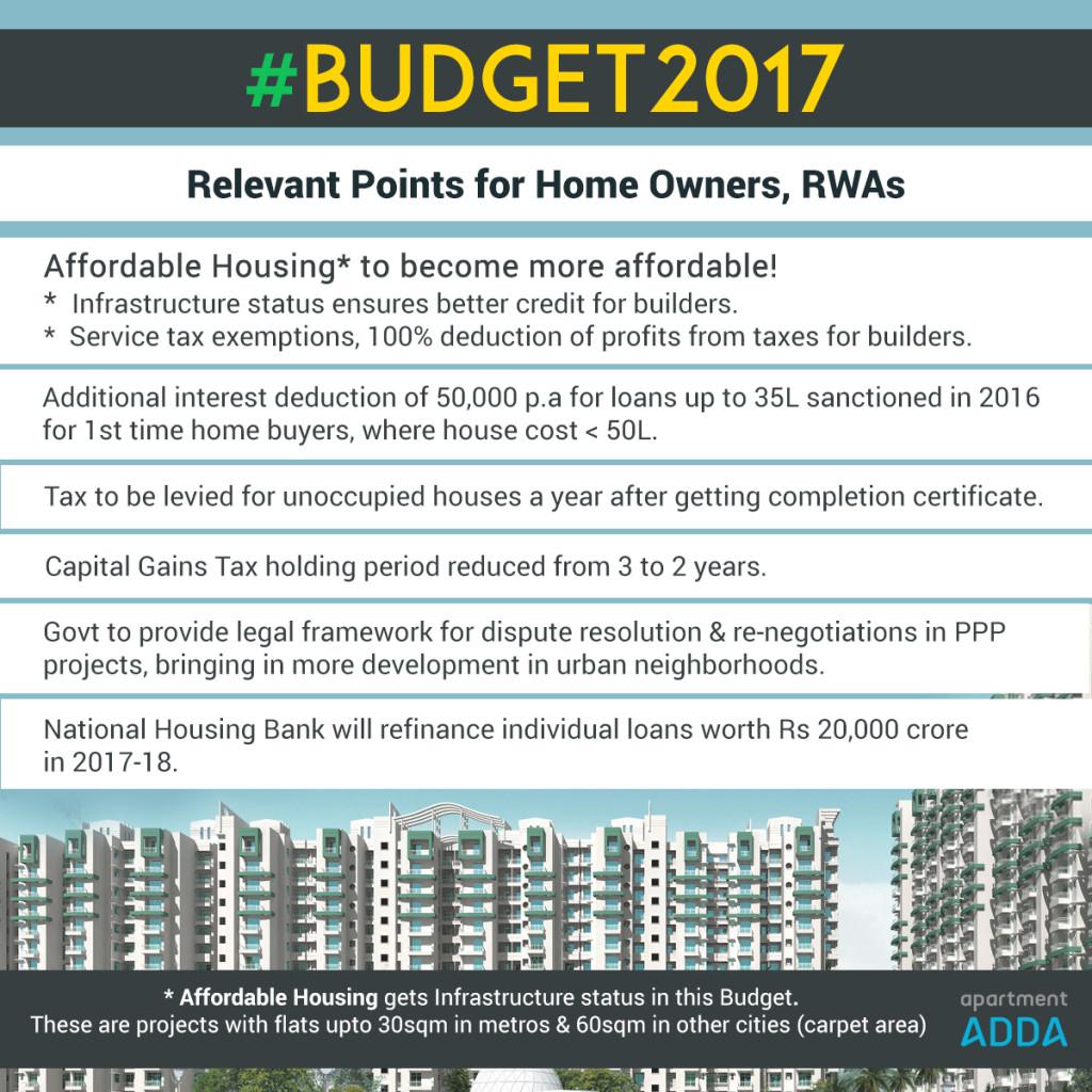 budget 2017 infographics