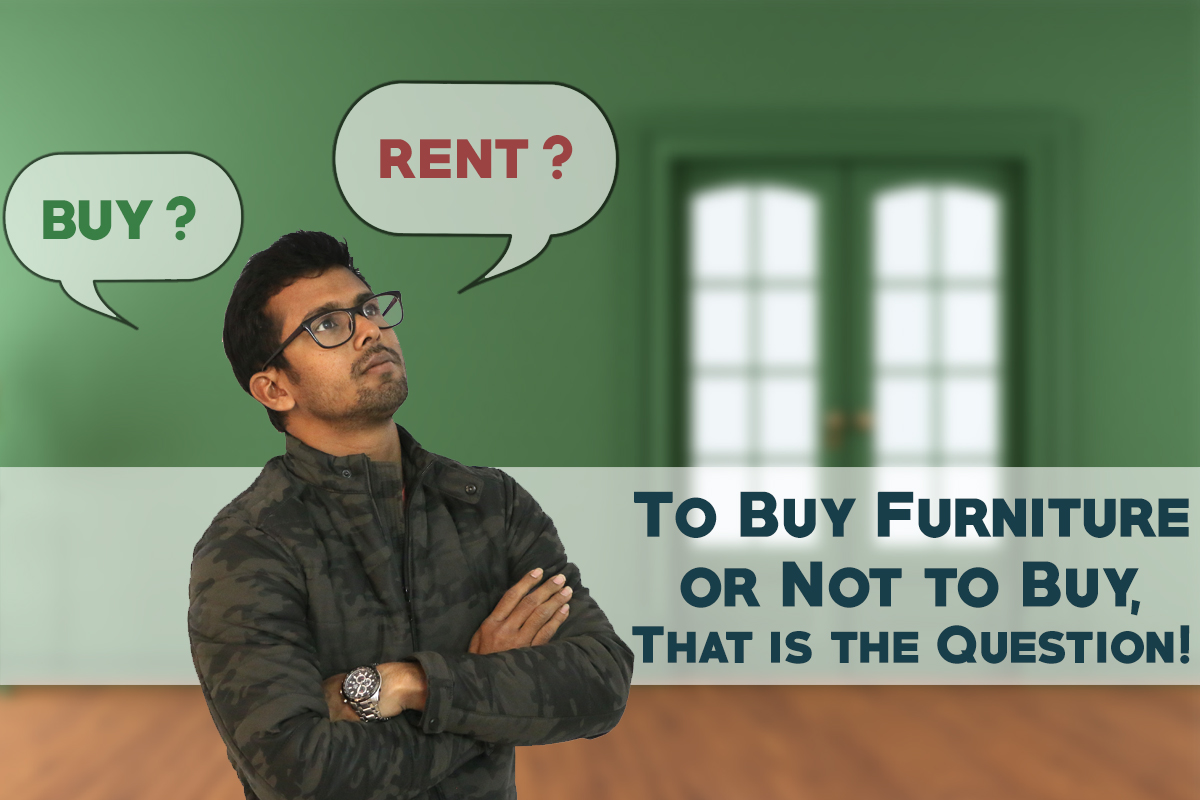 Buying or Renting Furniture