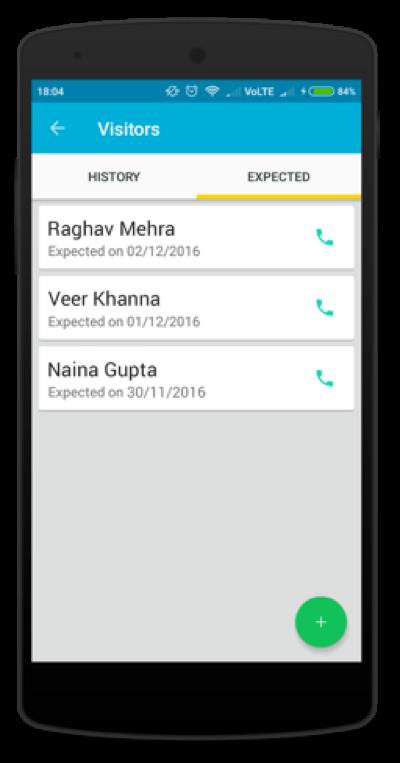 ADDA Gatekeeper app