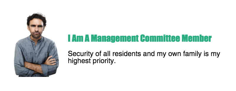 management commitee gatekeeper