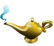 ADDA Magic Lamp