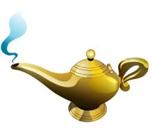 Lovely ADDA Magic Lamp